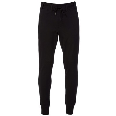 Y-3 Black Cuff Sweatpants