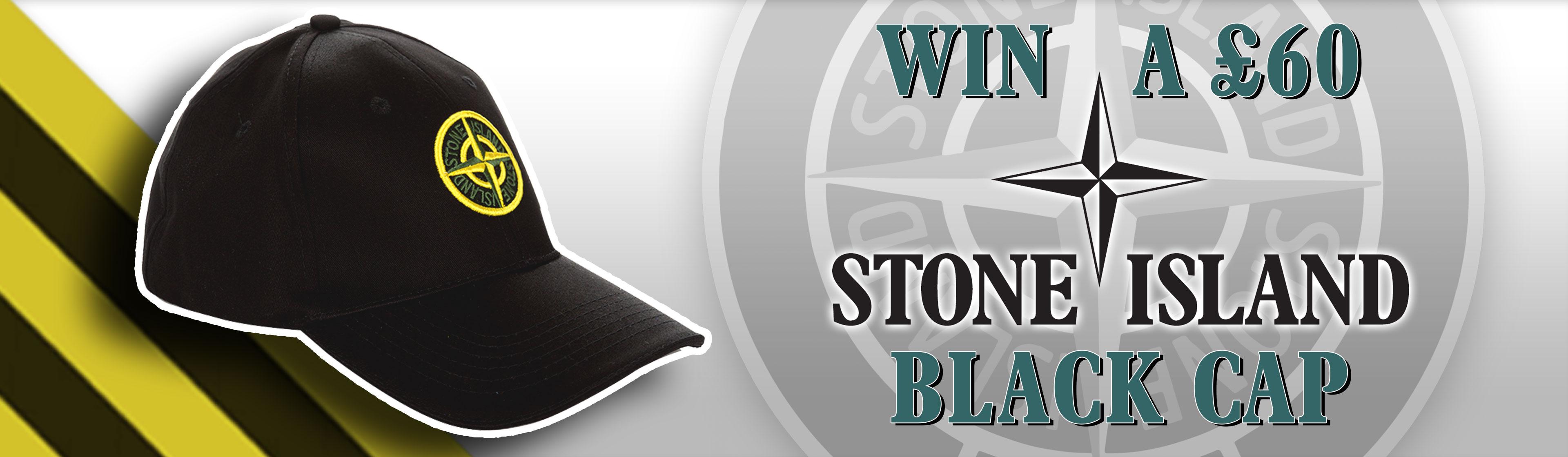 Win a Stone Island Cap!