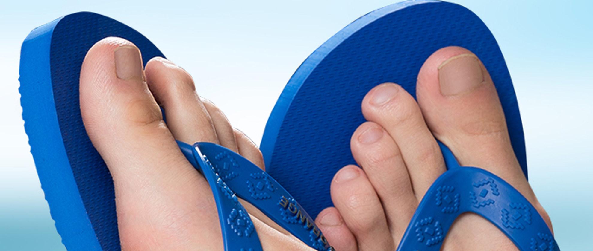 Men, Are Your Feet Beach Ready?
