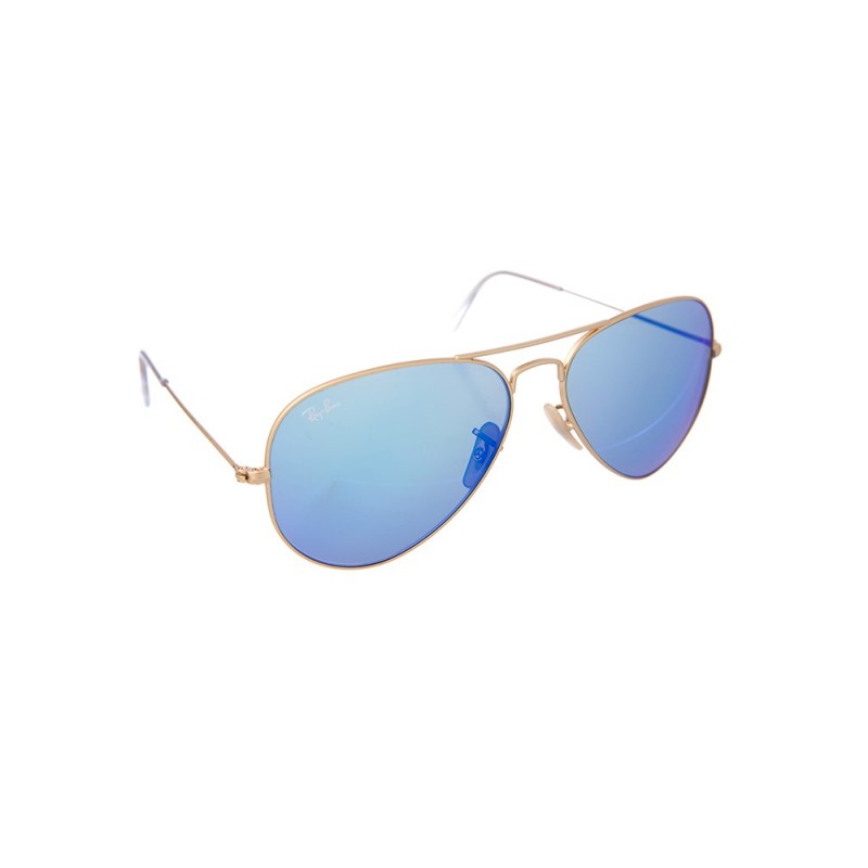 Ray-Ban Yellow Aviator Sunglasses