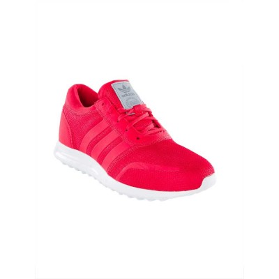 Adidas Red Los Angeles Trainers