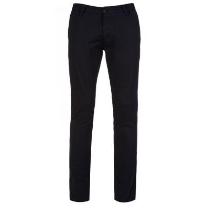 Armani Jeans Black Slim Fit Trousers