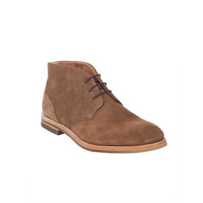 Hudson Light Brown Houghton Boots