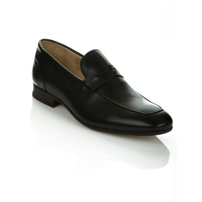 Hudson Black Reyes Loafer