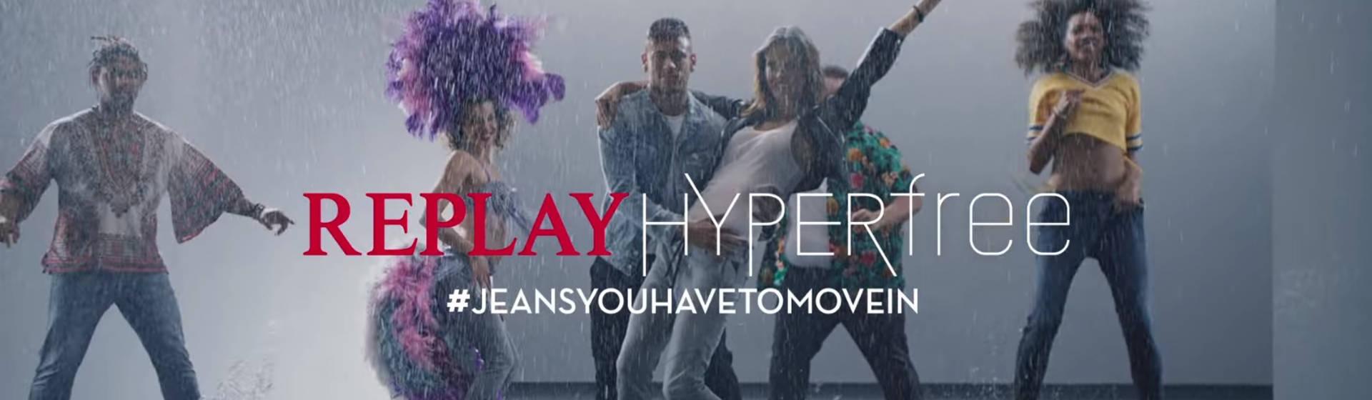 Brand Spotlight: Replay Hyperfree