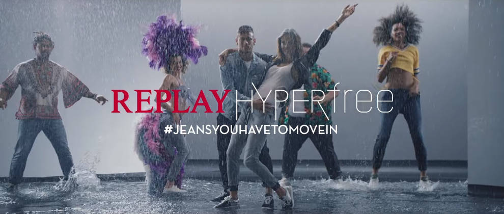 Brand Spotlight: Replay Hyperfree