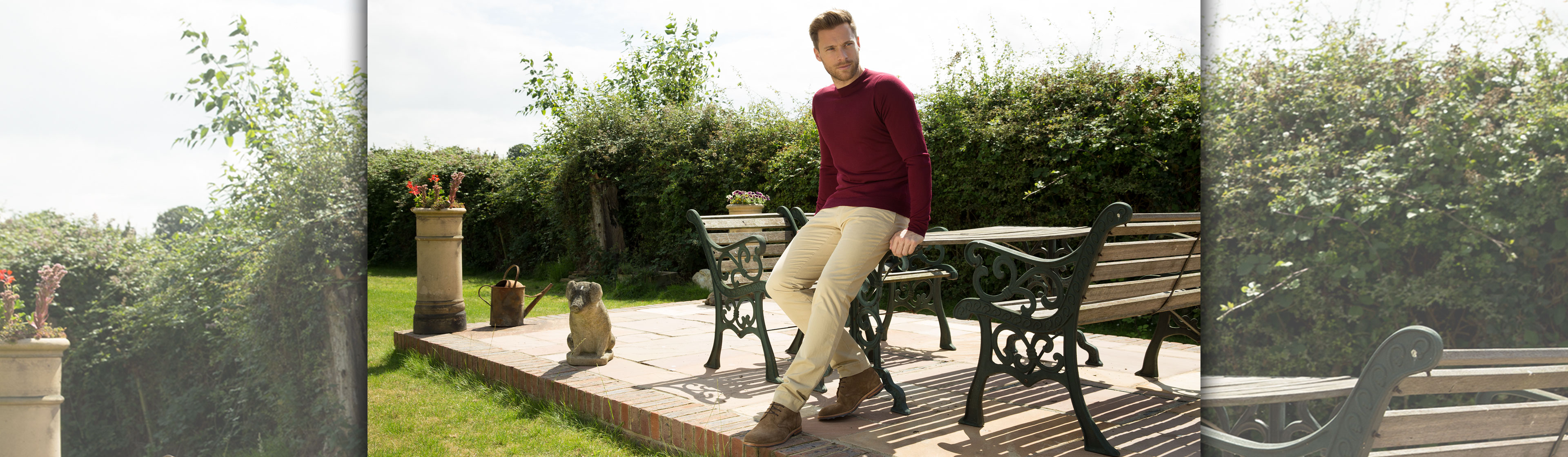 Brand Spotlight: John Smedley's World Famous Knitwear