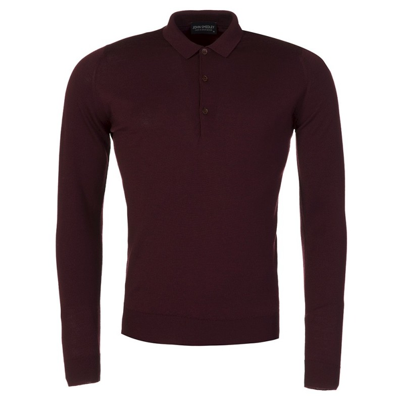 John Smedley Port Tyburn Slim Fit Polo Shirt