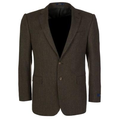 Polo Ralph Lauren Green Tweed Jacket