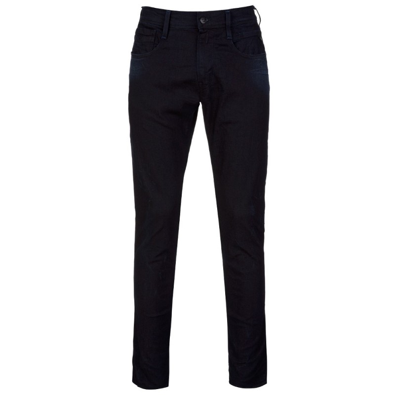 Replay Indigo Hyperfree Anbass Slim Fit Jeans