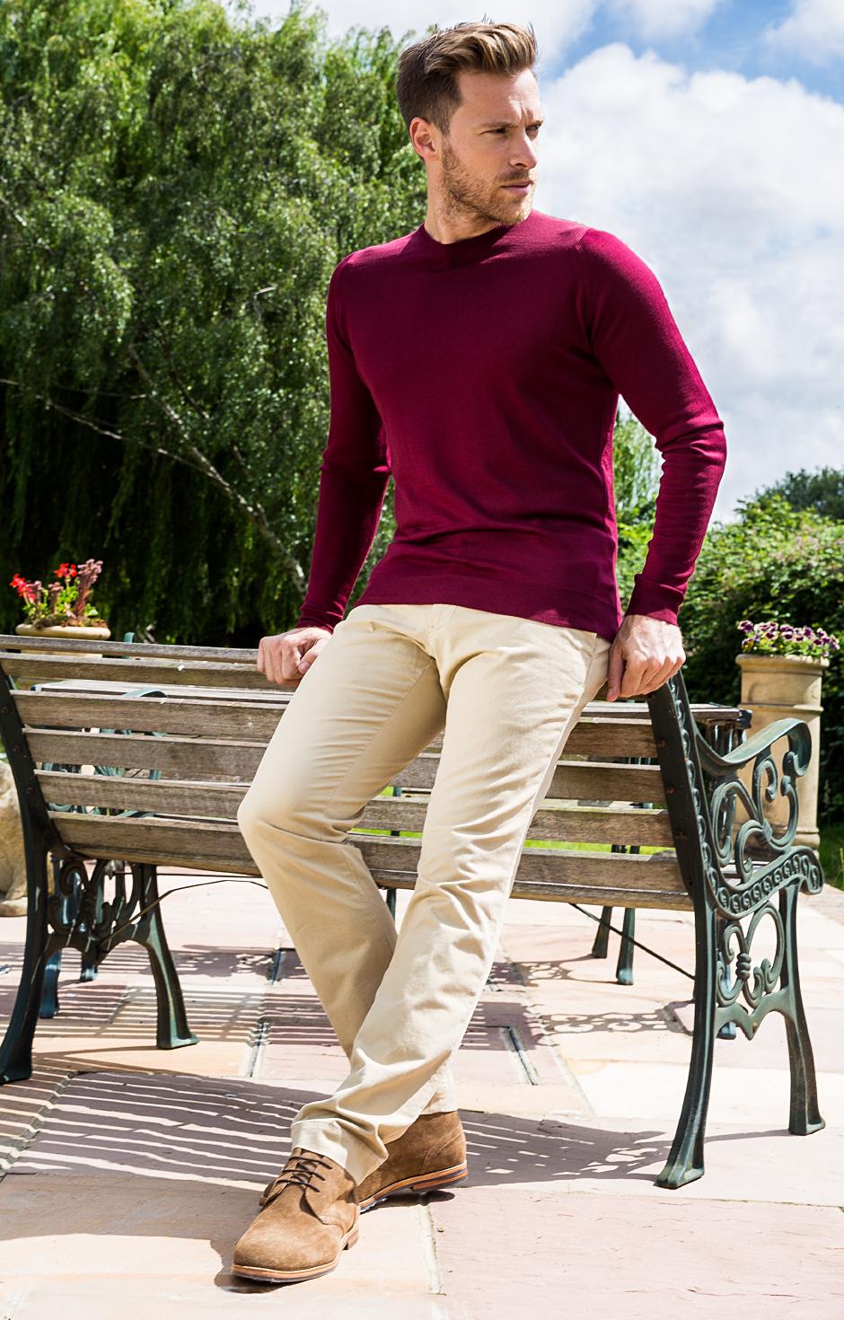 4817fbd9061109 Brand Spotlight: John Smedley's World Famous Knitwear