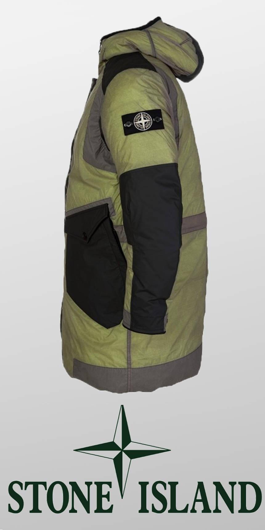 Staff Pick: Stone Island Resin T-Shell Ice Jacket