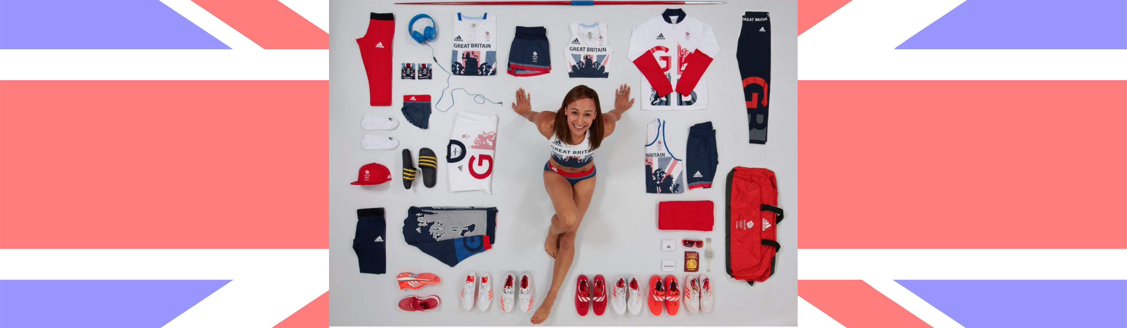 Stella McCartney's Patriotic Olympic Kit for Team GB