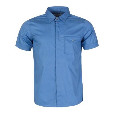 VIvienne Westwood Blue Logo Shirt