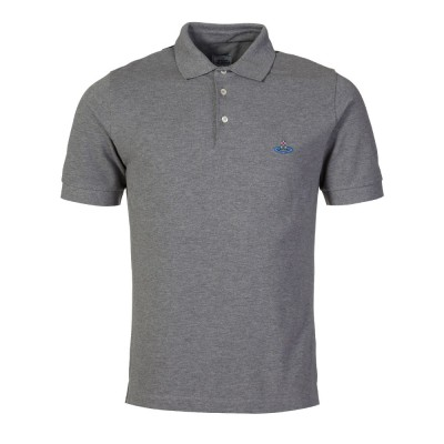 Vivienne Westwood Grey Polo Shirt