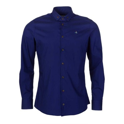 Vivienne Westwood Royal Blue Shirt