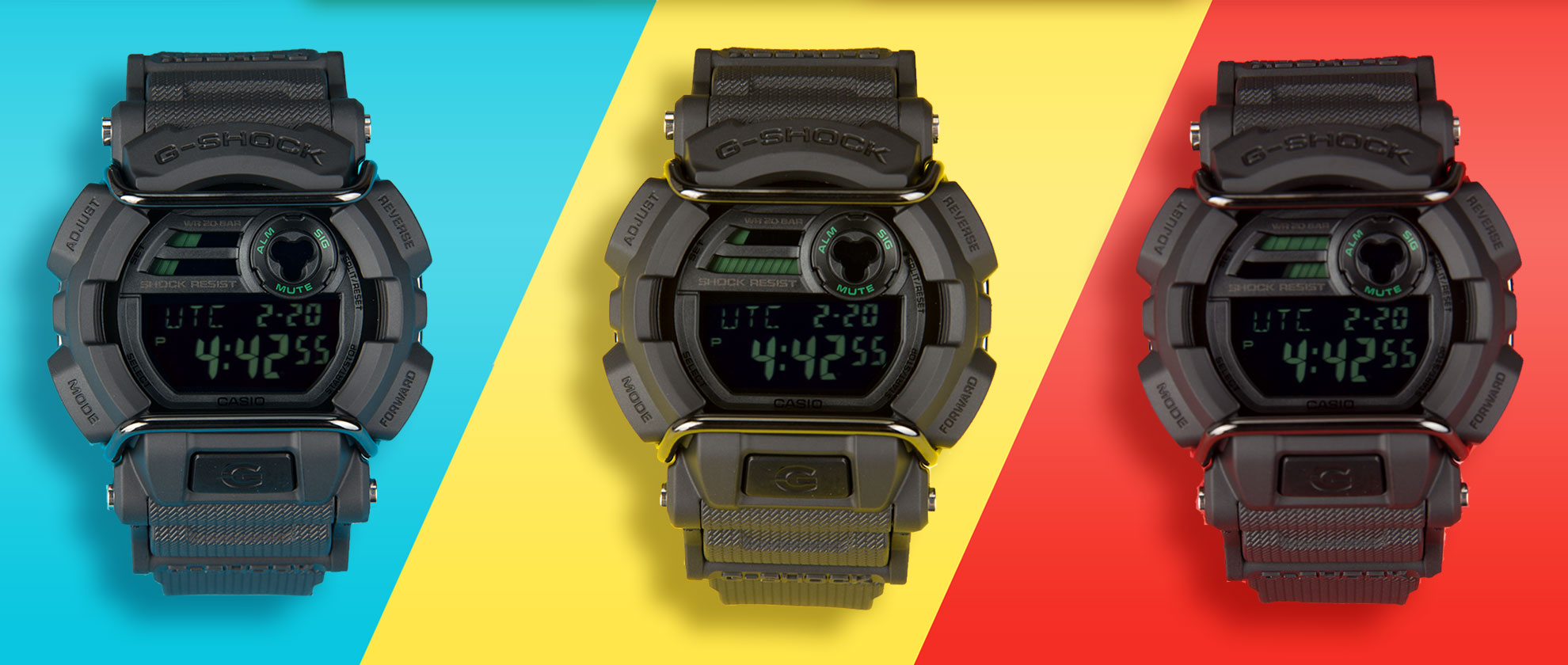 WIN A G-SHOCK BLACK GD-400MB-1ER WATCH WORTH £100!