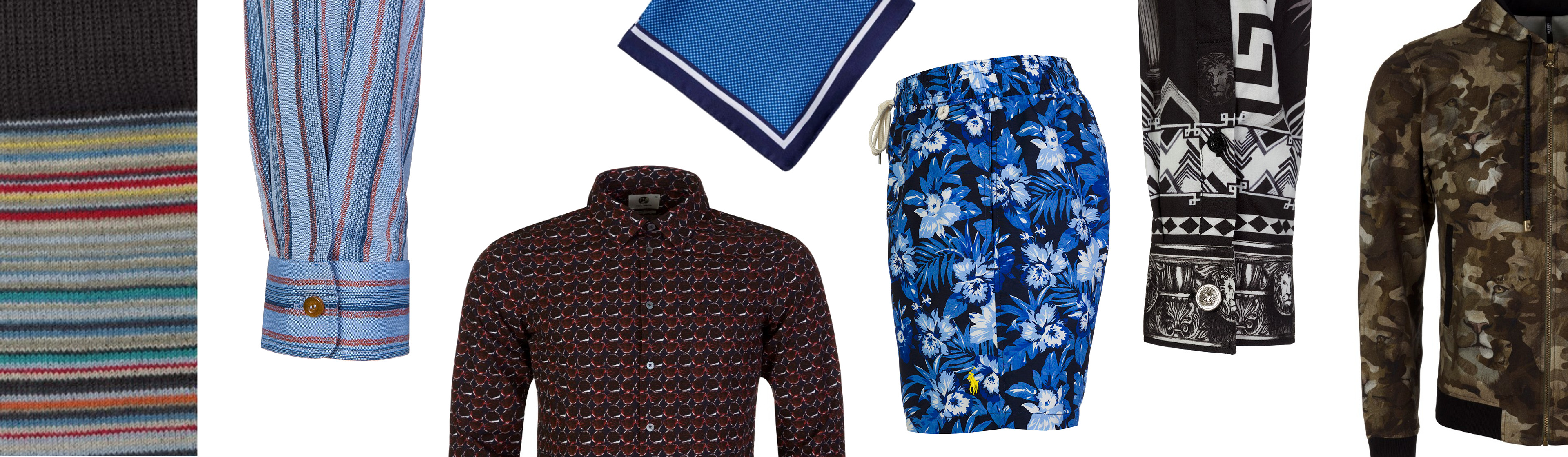 Style Guide: A Man's Guide to Wearing Prints