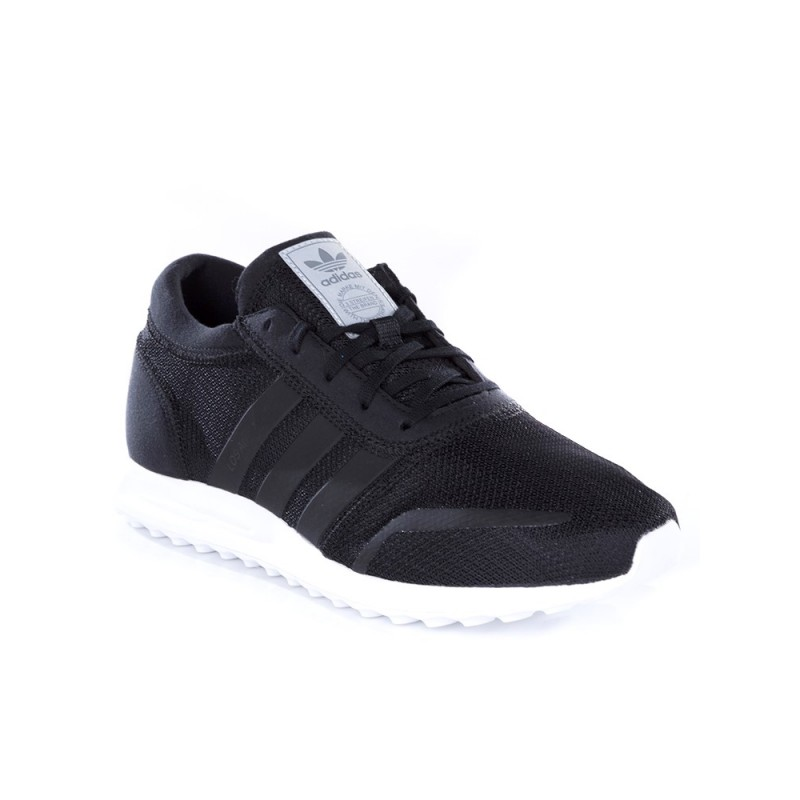 Adidas Black White Sole Los Angeles Trainers