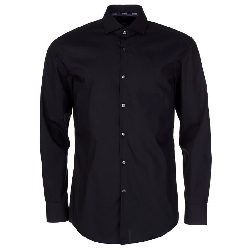 Boss by Hugo Boss Navy Slim Fit Jery Shirt