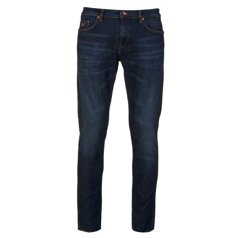 Boss by Hugo Boss Stonewash Slim Fit Delaware Jeans