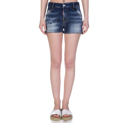 DSquared2 Denim Cool Girl Shorts
