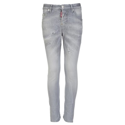 DSquared2 Junior Grey Cool Guy Jeans