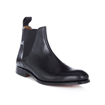 Grenson Black Nolan Chelsea Boot