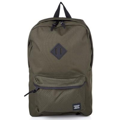 Herschel Khaki Heritage Back Pack