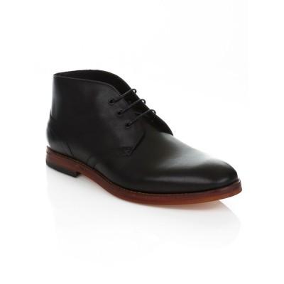 Hudson Black Houghton Boots