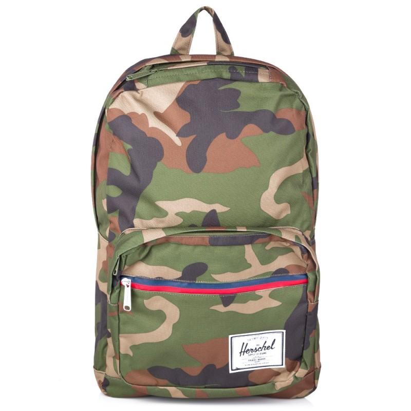 Herschel Pop Quiz Camouflage Backpack