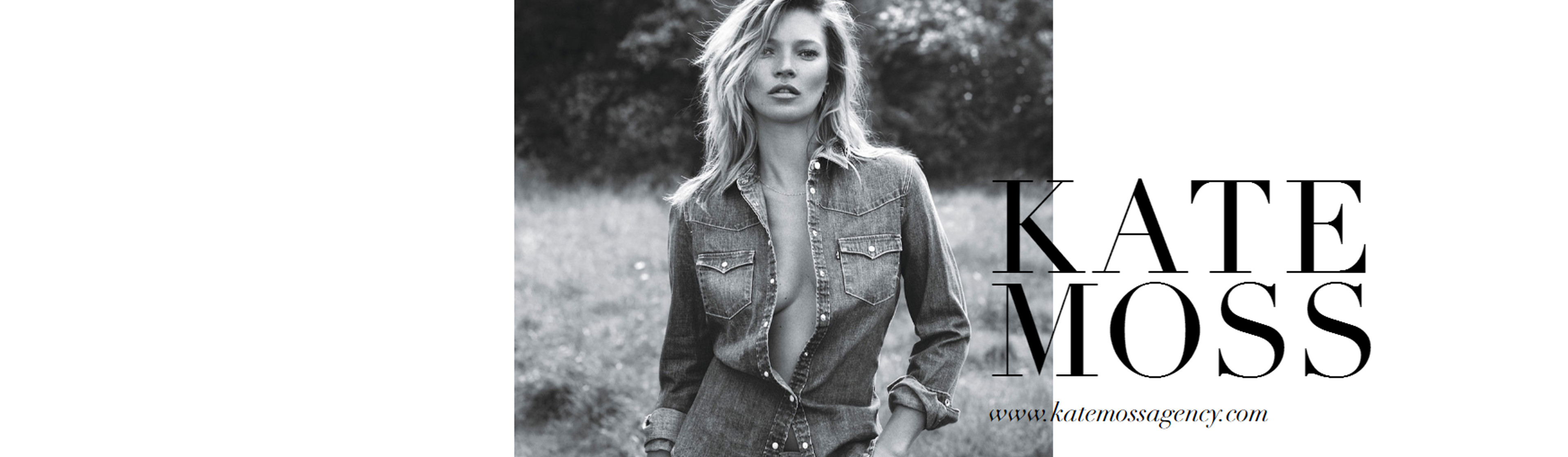 Kate Moss: From Supermodel to Talent Agent