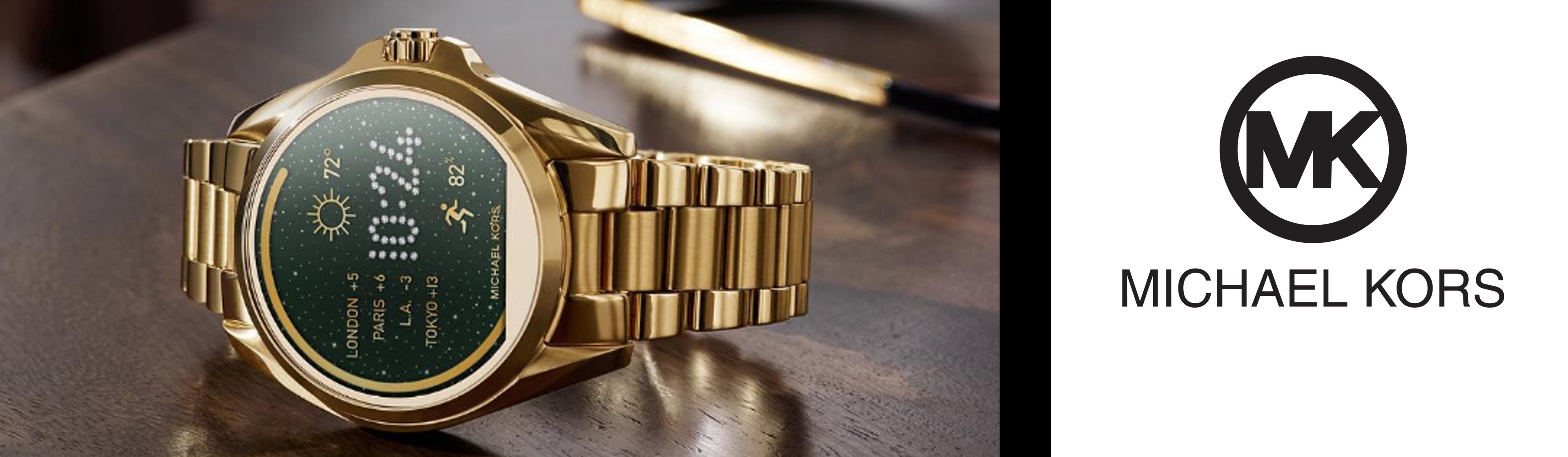 Your First ACCESS to the Michael Kors Smartwatch
