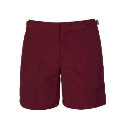 Orlebar Brown Claret Bulldog Shorts