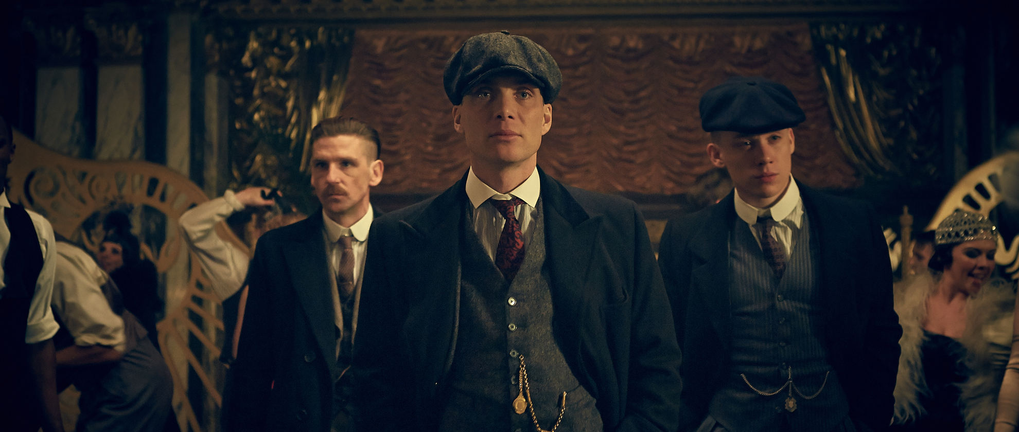 Style Inspo:  Dress Like a Peaky Blinder