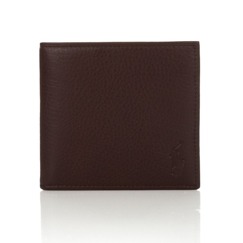 Polo Ralph Lauren Brown Coin Wallet
