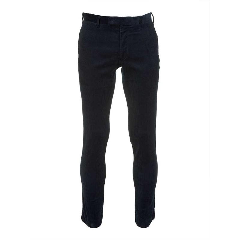 Polo Ralph Lauren Navy Corduroy Trousers