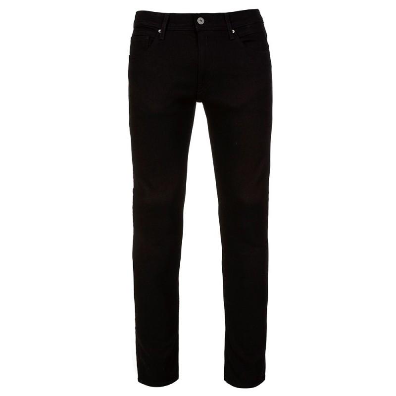 Replay Black Jondrill Skinny Jeans