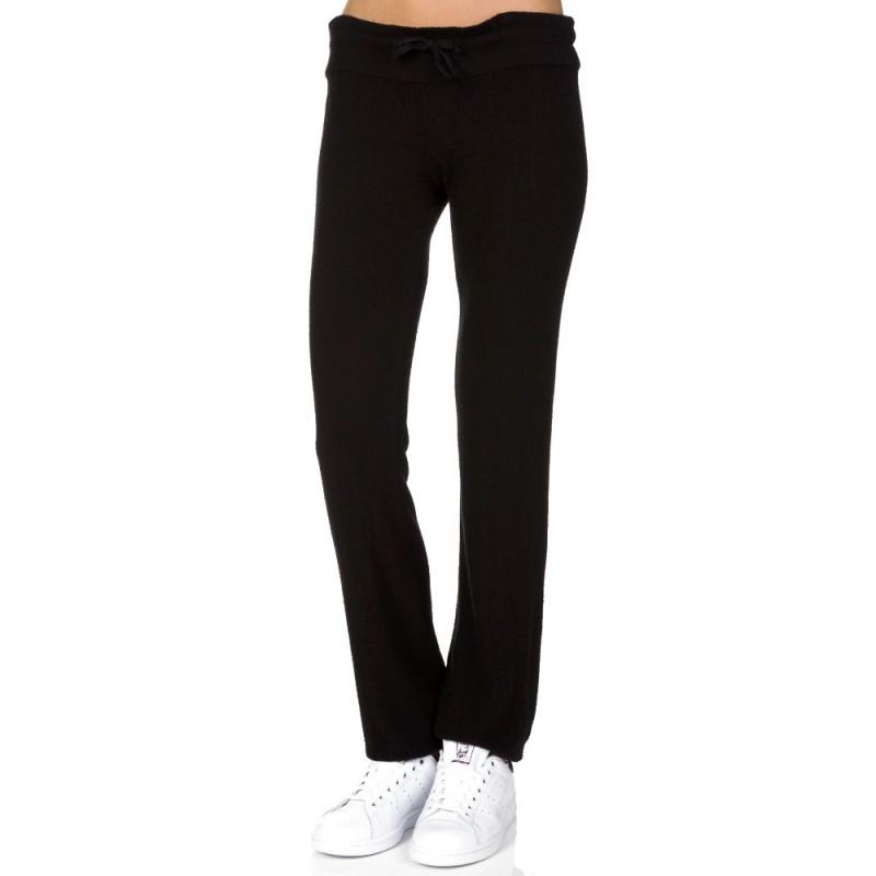 Wildfox Black Skinny Sweatpants