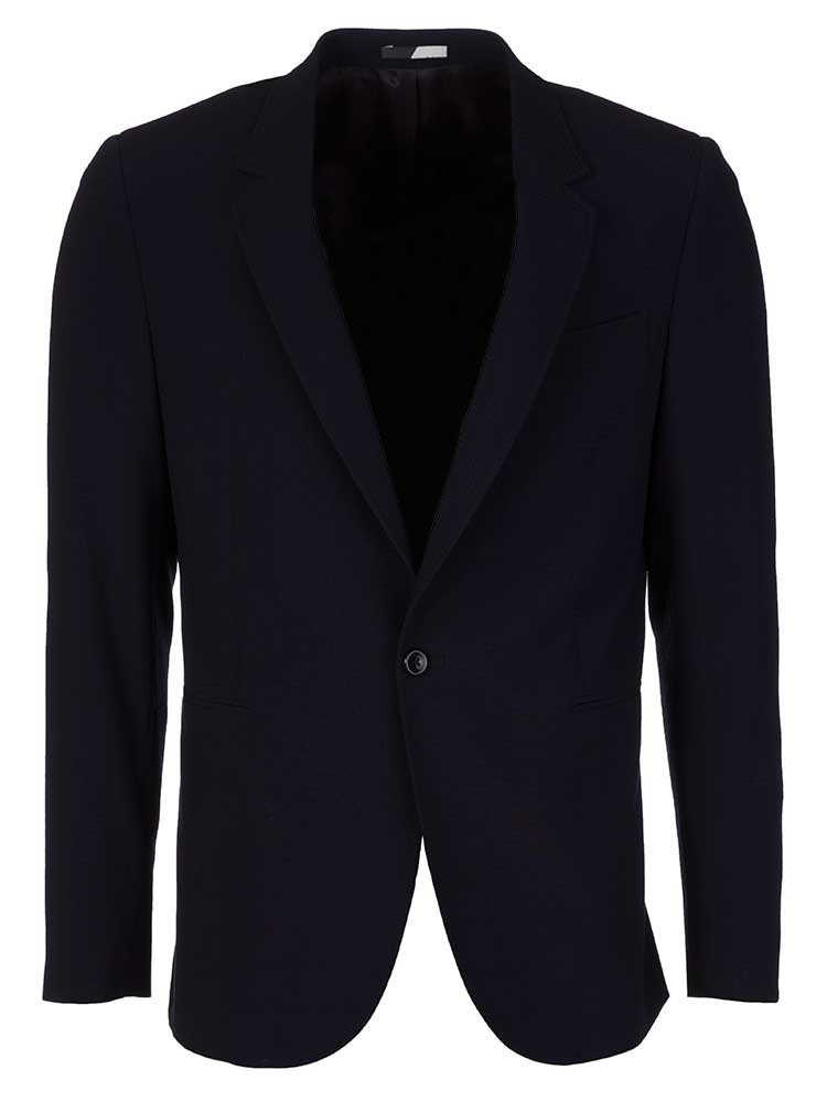 Paul Smith Navy Seerks Blazer