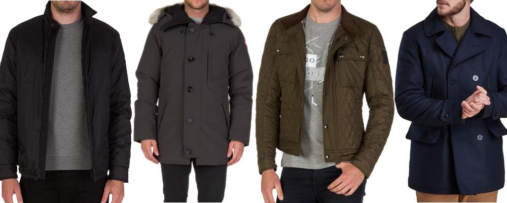 Amsterdam Mens coats