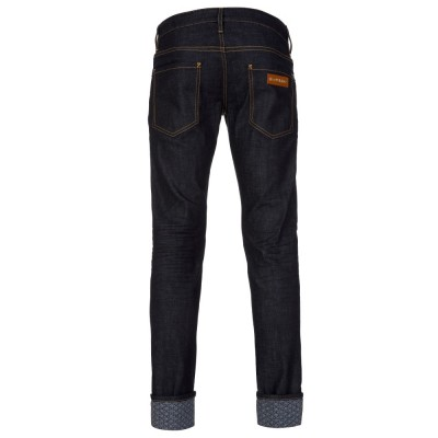 DSquared2 Blue Turn Up Jeans