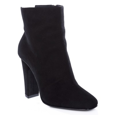 Giuseppe Zanotti Black Heeled Ankle Boot