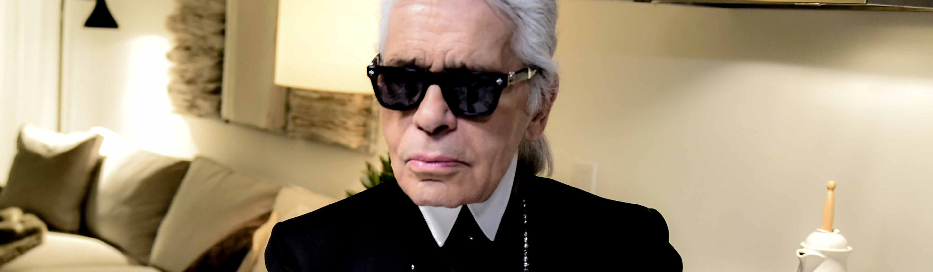 Karl Lagerfeld Turns His Hand to Hospitality