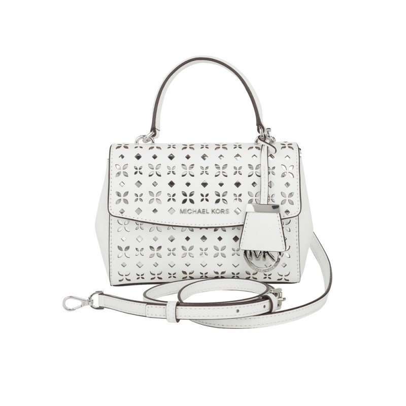 Michael Kors Perforated Ava Crossbody Bag