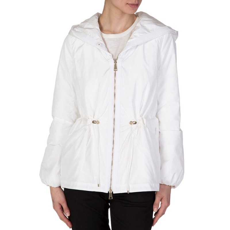 Moncler White Jol Padded Jacket