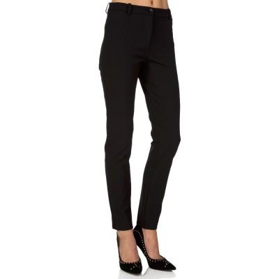 Patrizia Pepe Black Classic Trousers