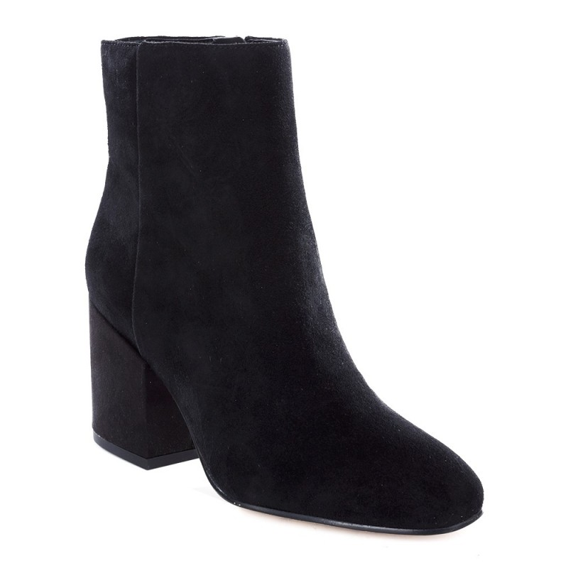 Sam Edelman Black Taye Suede Boot