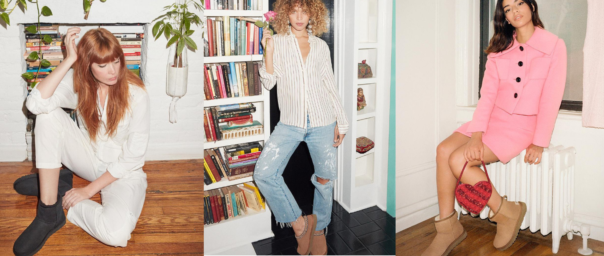Alexa Chung Gives the UGG Boot a Cool Girl Update