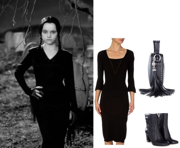 WEDNESDAY ADAMS COSTUME1